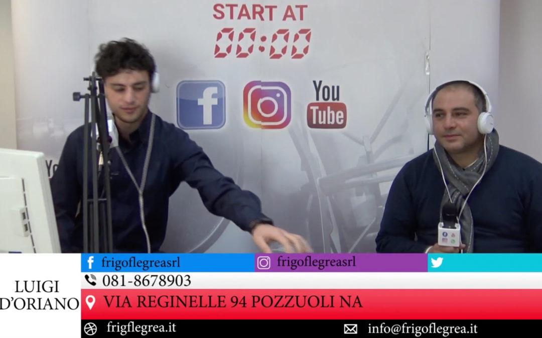 intervista Luigi D'Oriano